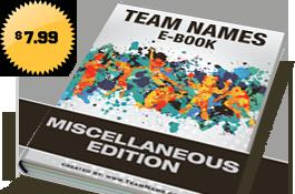 Miscellaneous Team Names