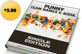 Funny Phrase Team Names