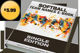 Softball Team Names