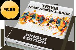 Trivia Team Names
